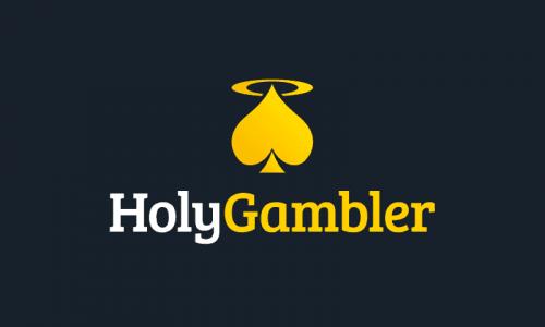 Holygambler - Gambling domain name for sale