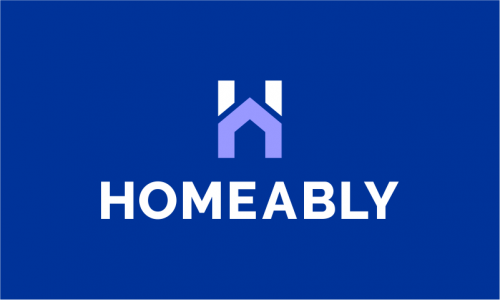 Homeably - Interior design business name for sale