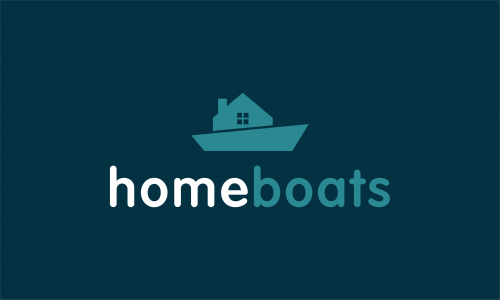 Homeboats - Real estate company name for sale