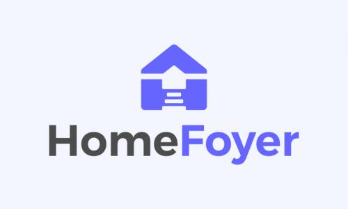Homefoyer - Real estate domain name for sale