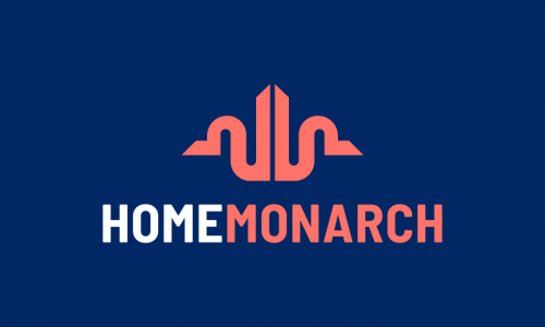 Homemonarch - Smart home business name for sale