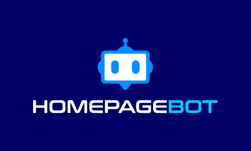 Homepagebot - Automation brand name for sale