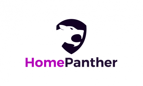 Homepanther - Smart home domain name for sale