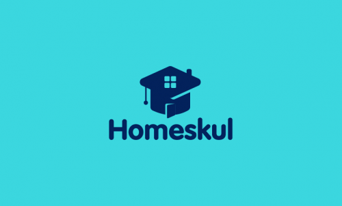 Homeskul - Education brand name for sale