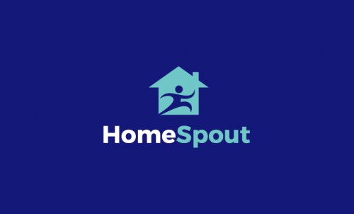 Homespout - Sports startup name for sale