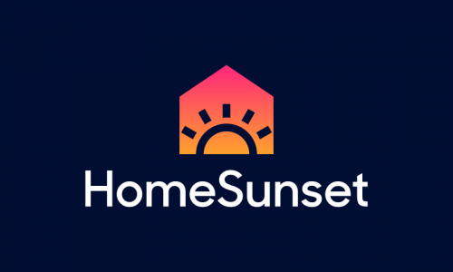 Homesunset - Architecture brand name for sale