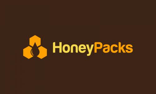 Honeypacks - E-commerce business name for sale