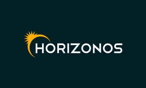 Horizonos - Technology company name for sale