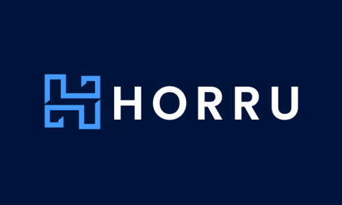 Horru - Technology business name for sale