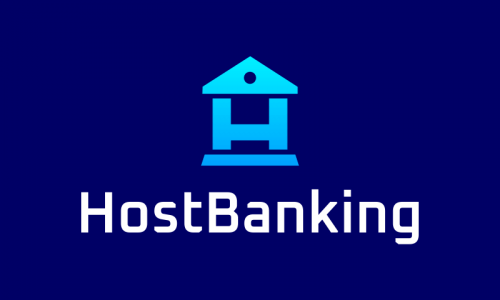 Hostbanking - Security startup name for sale