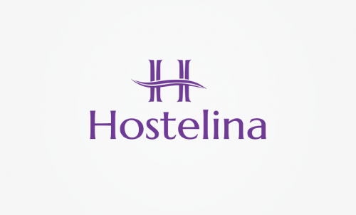 Hostelina - Travel domain name for sale