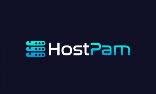 Hostpam - Software business name for sale