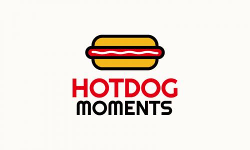 Hotdogmoments - E-commerce domain name for sale