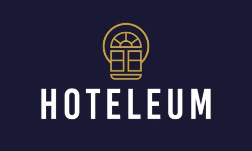 Hoteleum - Hospital startup name for sale