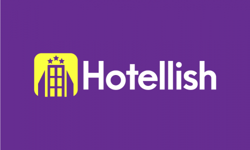 Hotellish - Travel domain name for sale