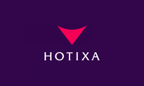 Hotixa - E-commerce domain name for sale