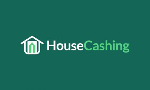 Housecashing - Real estate startup name for sale