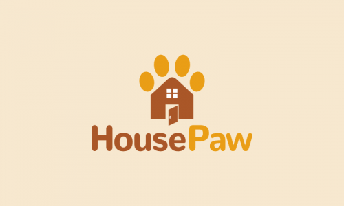 Housepaw - E-commerce business name for sale