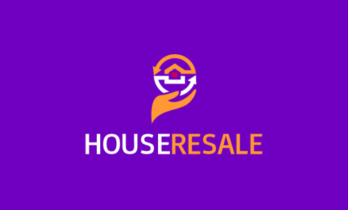 Houseresale - Real estate business name for sale