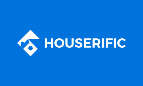 Houserific - Real estate product name for sale