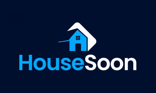 Housesoon - Real estate brand name for sale