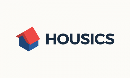 Housics - Real estate startup name for sale