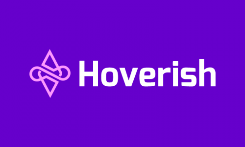 Hoverish - Travel domain name for sale