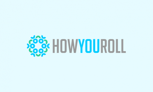Howyouroll - Retail product name for sale