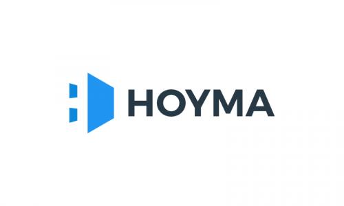 Hoyma - Transport startup name for sale