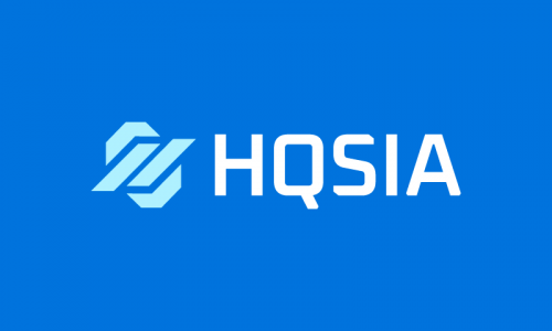 Hqsia - Technology company name for sale