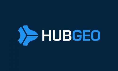 Hubgeo - Transport startup name for sale