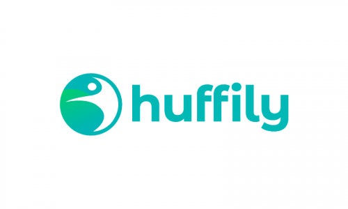 Huffily - E-commerce startup name for sale