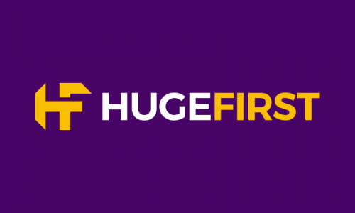 Hugefirst - Potential business name for sale
