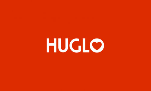 Huglo - Approachable startup name for sale