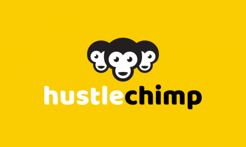 Hustlechimp - E-commerce company name for sale
