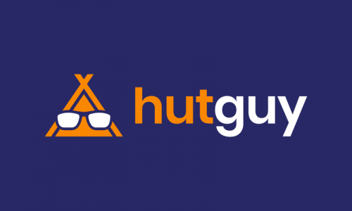 Hutguy - E-commerce business name for sale