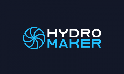Hydromaker - E-commerce business name for sale