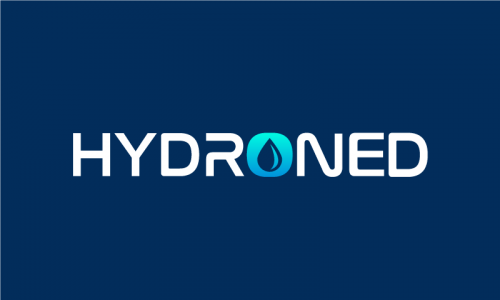 Hydroned - Green industry domain name for sale