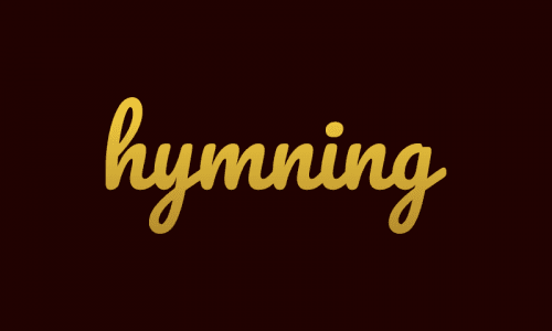 Hymning - Media business name for sale
