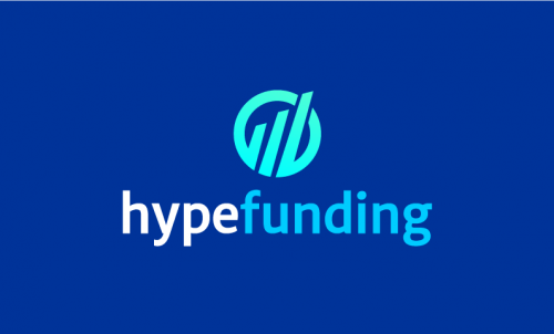 Hypefunding - Fundraising company name for sale