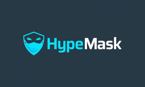 Hypemask - Health tech business name for sale