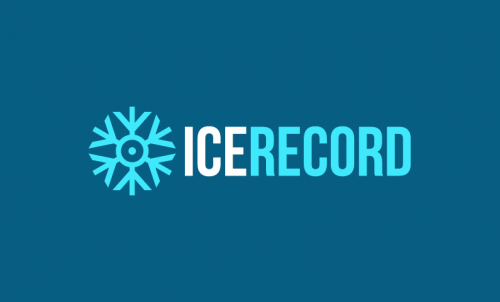 Icerecord - Business startup name for sale