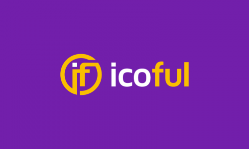 Icoful - Finance startup name for sale