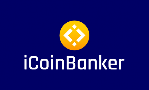 Icoinbanker - Finance startup name for sale
