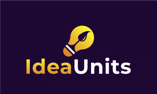 Ideaunits - Audio business name for sale