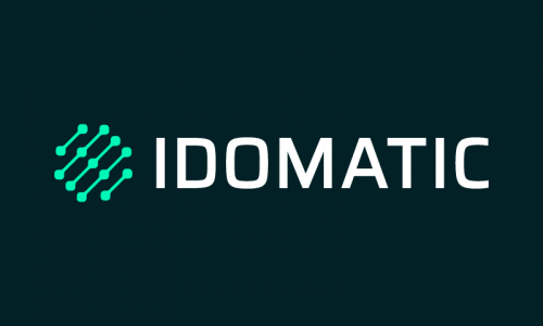 Idomatic - Technology brand name for sale