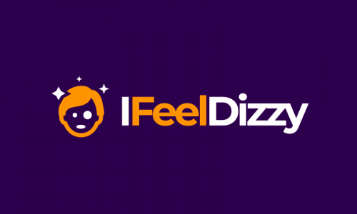 Ifeeldizzy - Retail business name for sale