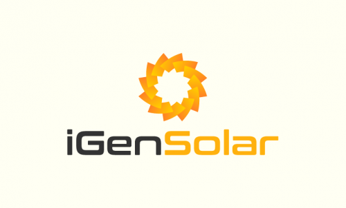 Igensolar - Power domain name for sale