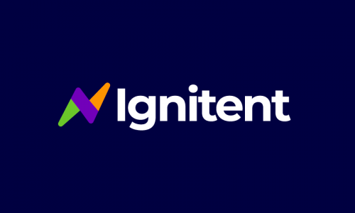 Ignitent - Technology company name for sale