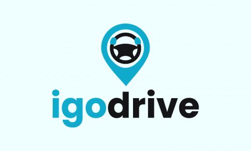 Igodrive - Transport startup name for sale